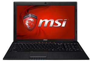 MSI GP60-i540M287FD Gaming Notebook Schnäppchen im Sonderangebot