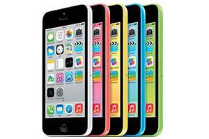 Apple iPhone 5c 32 gb im Angebot als Telekom Schnäppchen im Sonderangebot
