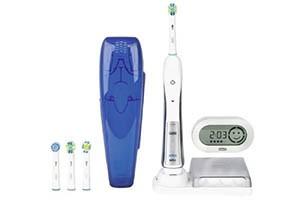 Braun Oral-B Triumph 5500 Elektrische Zahnbürste im Angebot als Schnäppchen