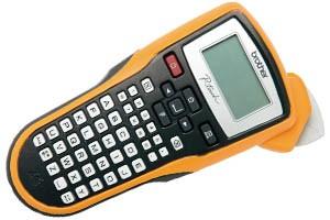 Brother P-touch 7100VP Beschriftungsgerät im Angebot als Schnäppchen