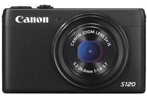 Canon PowerShot S120 Digitalkamera Schnäppchen im Sonderangebot