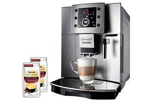 delonghi perfecta esam 5400 kaffeevollautomat schn ppchen im angebot. Black Bedroom Furniture Sets. Home Design Ideas