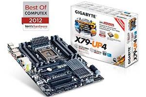 Gigabyte GA-X79-UP4 Mainboard im Angebot zum Schnäppchenpreis