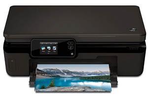 HP Photosmart 5520 / 5524 Multifunktionsdrucker im Angebot als Drucker Schnäppchen im Sonderangebot