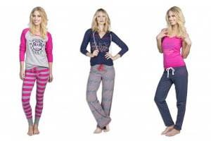 Fashion Fever Nachtwäsche Set im Angebot als Schnäppchen bei Hunkemöller im Angebot