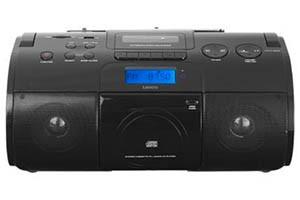 Lenco SCR-1000 Boombox im Angebot zum Schnäppchenpreis