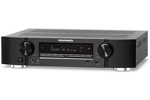 Marantz NR1604 Netzwerk-Receiver mit AirPlay im Angebot zum Schnäppchenpreis