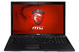 MSI GP60-i740M245FD Notebook im Angebot als Notebook zum Schnäppchenpreis