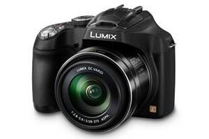Panasonic Lumix DMC-FZ72 schwarz als Kamera Schnäppchen im Sonderangebot bei cyberport
