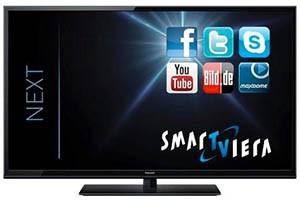 Panasonic Smart Viera Fernseher TX-L32BLW6 im Angebot als LED TV Schnäppchen