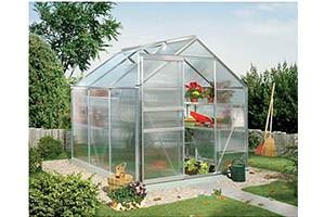 Pergart Gewächshaus Calypso 3000 im Angebot als Gartenhaus Schnäppchen im Sonderangebot bei GartenXXL