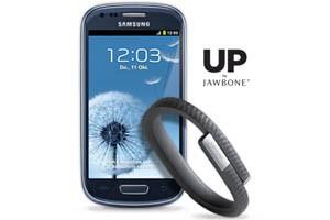 S3 mini mit smart + Jawbone UP Armband im Angebot als Base Schnäppchen im Sonderangebot