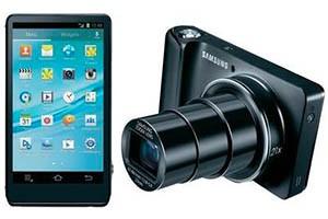 SAMSUNG Galaxy Kamera Schnäppchen GC100 im Sonderangebot