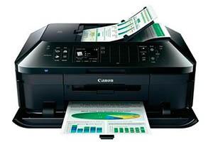 Canon PIXMA MX925 Tintenstrahl-Multifunktionsdrucker als Conrad Schnäppchen im Angebot - tolles Drucker Angebot