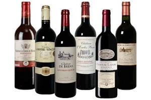Wein Überraschungspaket Bordeaux im Angebot Wein Schnäppchen im Sonderangbeot bei weinvorteil