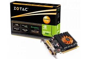 Zotac GeForce GT 640 Synergy Edition im Angebot als Grafikkarten Schnäppchen