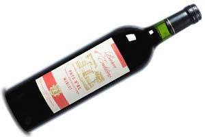 Baron d'Emblème - Merlot - Pays d'Oc Wein im Angebot zum Schnäppchenpreis