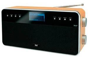Dual Radiostation IR 6 Internetradio und DAB Radio im Angebot zum Schnäppchenpreis