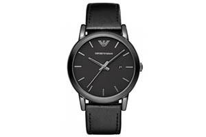 Emporio Armani AR1732 LUIGI 41 Armbanduhr im Angebot zum Schnäppchenpreis