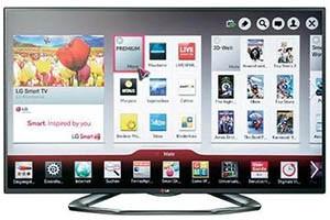 LG Electronics 55LA6208 55 Zoll LED Fernseher im Angebot zum Schnäppchenpreis