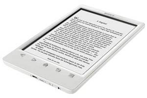 Sony PRS-T3s/WC E-Ink Touch Reader im Angebot zum Schnäppchenpreis