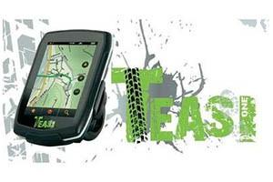 Teasi One Fahrrad Navigationssystem im Angebot zum Schnäppchenpreis