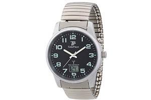 TP Time Piece Herren-Armbanduhr Funk im Angebot zum Schnäppchenpreis