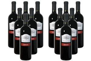 Cortefresca Merlot delle Venezie IGT im Angebot zum Schnäppchenpreis