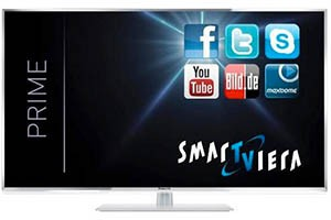 Panasonic Smart VIERA Fernseher TX-L47ETW60 im Angebot zum Schnäppchenpreis